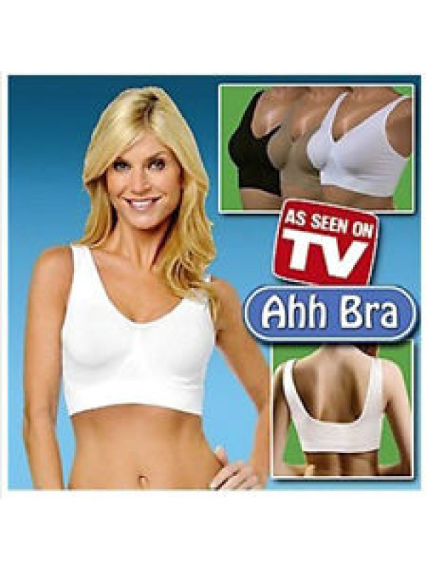 40f52eb207 Buy Ahh Bra Set of 3 (One Nude One Black one White) - Small ...